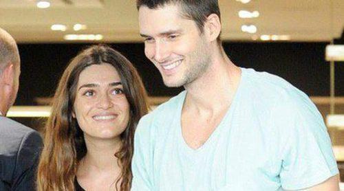 Olivia Molina y Sergio Mur anuncian el nacimiento de su hijo Eric