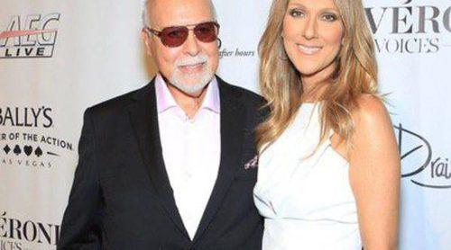 Céline Dion rompe a llorar al hablar de la lucha de su marido René Angélil contra el cáncer