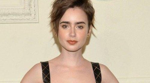 Lily Collins, Pharrell Williams y Julianne Moore, atentos a la moda de Chanel desde Nueva York