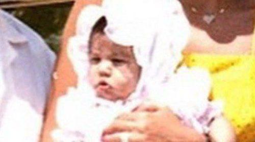 Kourtney Kardashian comparte imágenes de cuando era un bebé con Kris Jenner y Robert Kardashian: