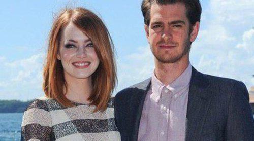 En crisis: Emma Stone y Andrew Garfield se dan un tiempo tras tres años de noviazgo