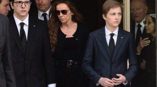 La Reina Sofía, la Infanta Elena y los Gómez-Acebo consuelan a la Familia Real Búlgara: La realeza despide a Kardam de Bulgaria