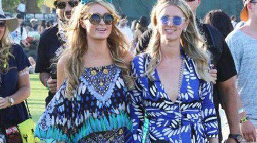 Paris Hilton, Fergie y Brooklyn Beckham disfrutan del primer fin de semana del Festival de Coachella 2015