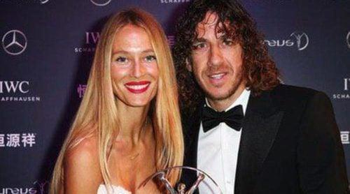 Vanesa Lorenzo y Karolina Kurkova, duelo de tops en los Laureus del Deporte 2015