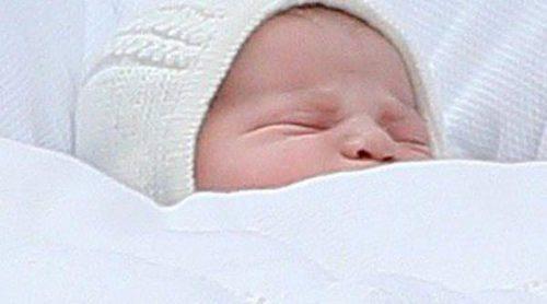 La Princesa Carlota de Cambridge se une al 'selecto club' de los segundones reales