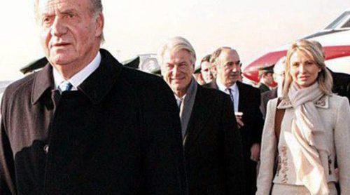 El Rey Juan Carlos sufrió la ira de Corinna zu Sayn-Wittgenstein al descubrir que se veía con otras mujeres