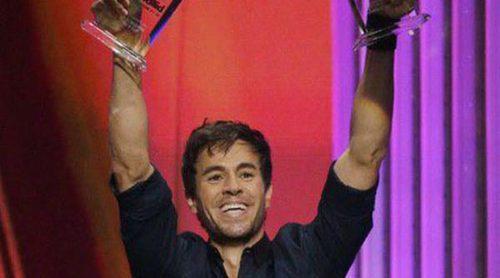 Marc Anthony, Enrique Iglesias y Romeo Santos arrasan en los Billboard Latin Music Awards