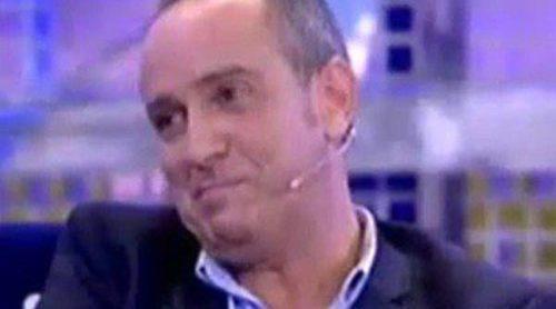 Víctor Sandoval se quita la máscara en 'Sálvame Deluxe': 'No solo congelé a Terelu, también congelé a María Teresa Campos'