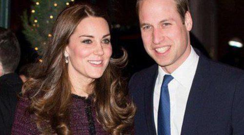 Kate Middleton y el Príncipe Guillermo se convierten en padres de una niña