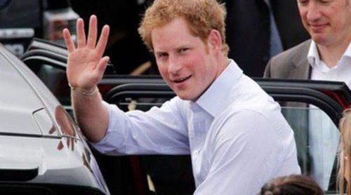 Harry de Inglaterra, 'enamorado' de su sobrina: 'La Princesa de Cambridge es preciosa'