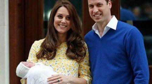 Princesa Carlota Isabel Diana de Cambridge: así se llama la hija de Guillermo de Inglaterra y Kate Middleton