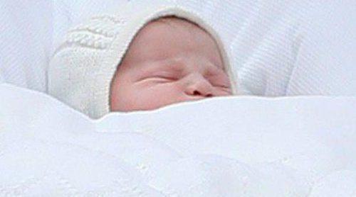 ¿Por qué se llama Carlota Isabel Diana la Princesa de Cambridge?