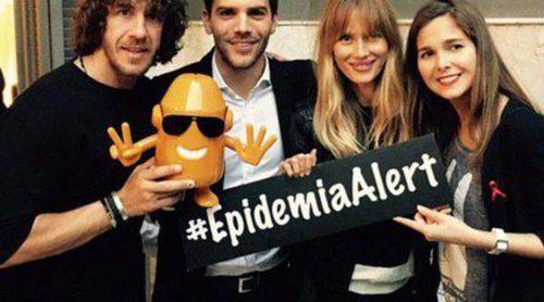 Jesús Vázquez, Natalia Sánchez, Marc Clotet, Vanesa Lorenzo y Carles Puyol se unen a 'Epidemia: The Game' contra el Sida