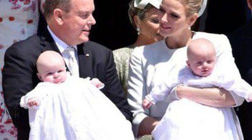 Así ha sido el bautizo de Jacques y Gabriella de Mónaco, una ceremonia para la historia de los Grimaldi