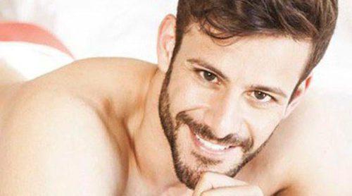 El bailarín Gisueppe di Bella posa desnudo antes de viajar a Eurovision con Edurne
