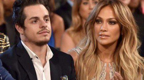 Jennifer Lopez y Casper Smart pasean su reconciliación por los Billboard 2015 pero sin alfombra roja