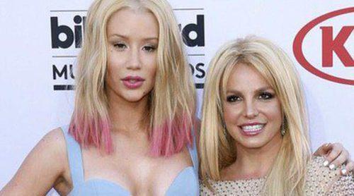 Britney Spears, Iggy Azalea, Rita Ora, Kylie y Kendall Jenner,... el glamour de los Billboard Music Awards 2015