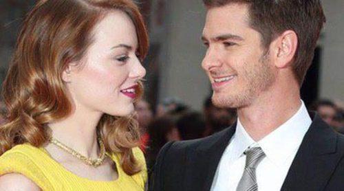 ¿Reconciliación a la vista? Emma Stone y Andrew Garfield, pillados juntos en actitud cariñosa
