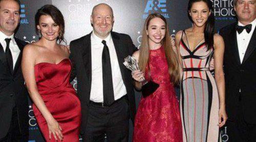 Jessica Lange, Charlize Theron y Sarah Paulson brillan en los Critics' Choice Television Awards 2015