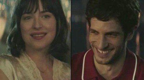 Dakota Johnson y Quim Gutiérrez protagonizan el tráiler de 'Vale', corto dirigido por Alejandro Amenábar
