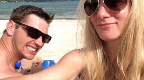 Heather Morris y Taylor Hubbell disfrutan de una luna de miel de ensueño