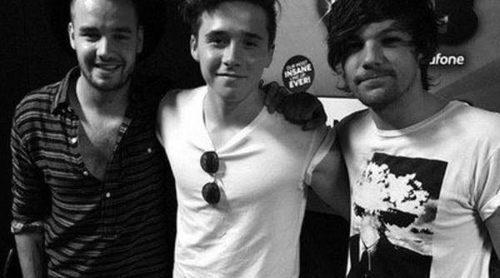 A por One Direction: Brooklyn Beckham, de celebrity a 'acosador' de famosos