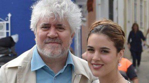El 'Silencio' de Pedro Almodóvar y Adriana Ugarte se instala en las Rías Altas Gallegas