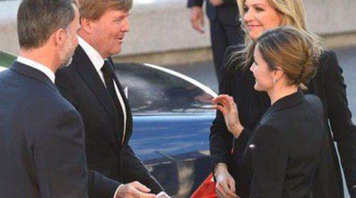 Cumbre real por el funeral de Kardam de Bulgaria: reunión de la Familia Real Española, la Griega, la Holandesa y la Búlgara