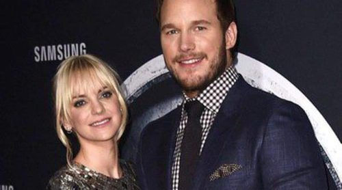 Chris Pratt y Anna Faris, Joe Manganiello y Sofia Vergara... parejas de cine en el estreno de 'Jurassic World' en Los Angeles