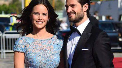 Carlos Felipe de Suecia y Sofia Hellqvist dicen adiós a su soltería con una cena por todo lo alto