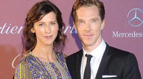 Benedict Cumberbatch y Sophie Hunter se convierten en padres de su primer hijo