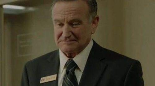 Robin Williams protagoniza el primer tráiler de su última película 'Boulevard'