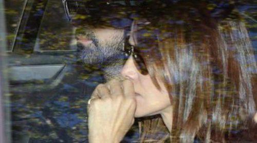 Tristeza y momentos de tensión en el entierro de Eduardo Cruz, padre de Penélope Cruz
