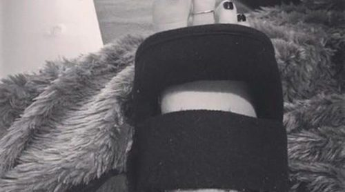 Rumer Willis no podrá seguir con la gira de 'Dancing with the Stars' por una fractura en el pie
