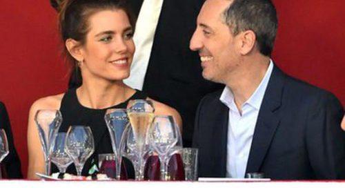 Carlota Casiraghi y Gad Elmaleh, dos enamorados entre caballos y los Grimaldi en Mónaco