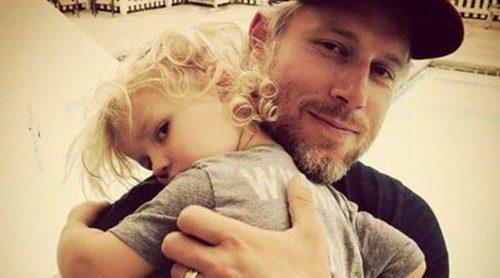 Jessica Simpson se pone romántica y publica tiernas fotos de su marido Eric Johnson y su hijo Ace