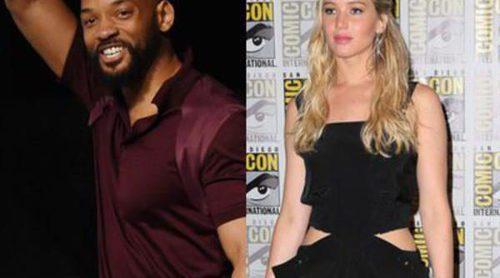Jennifer Lawrence, Cara Delevingne, Liam Hemsworth o Will Smith entre los asistentes al Comic-Con 2015