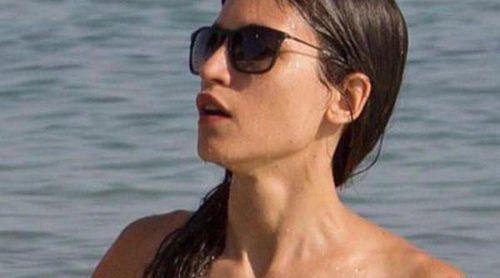 Nerea Barros, pillada en topless durante sus vacaciones en Ibiza