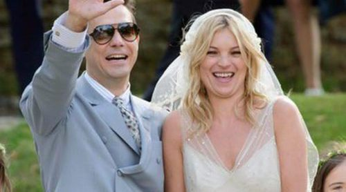 Kate Moss y Jamie Hince se divorcian tras cuatro años de matrimonio