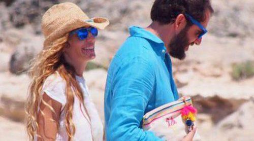 Los Thyssen, desembarco en Ibiza: Borja Thyssen celebra su 35 cumpleaños surcando el Mediterráneo