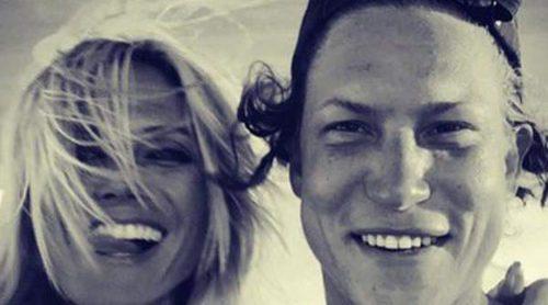 Heidi Klum se pone romántica para felicitar a su novio Vito Schnabel por su 29 cumpleaños