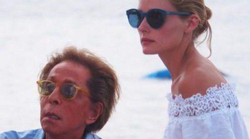 Encuentros de moda: Olivia Palermo disfruta de Formentera junto a Valentino
