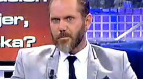 El polideluxe de Nacho Vidal confirma su versión del tema de Fortu y la prostituta colombiana