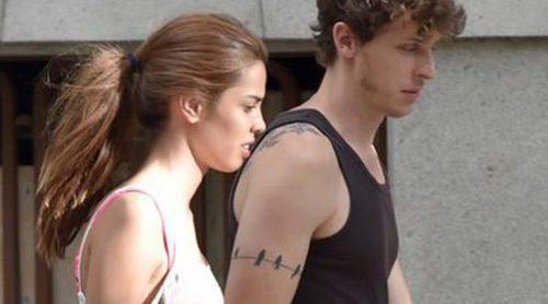 Deportistas enamorados: Nicolás Coronado pasea su amor con su novia Ainara Aristegui