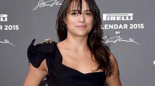 De St Tropez a Ibiza: Michelle Rodriguez continúa de vacaciones en muy buena compañía