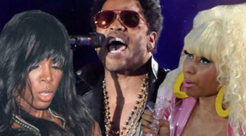 Lenny Kravitz no es el único: los artistas que han sufrido descuidos sobre el escenario