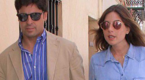 Fran Rivera, trasladado a Sevilla para estar junto a su mujer Lourdes Montes cuando nazca su hija Carmen
