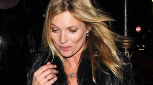 Kate Moss se encontrará con Jamie Hince para intentar salvar su matrimonio