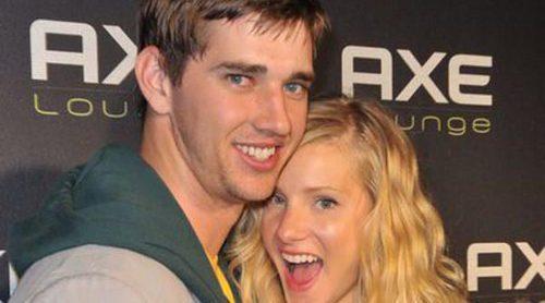 Heather Morris de 'Glee' se convertirá en madre por segunda vez junto a su marido Taylor Hubbell
