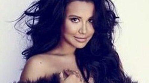 María Lapiedra, Naya Rivera, las Kardashian, Olvido Hormigos,...: famosas que han lucido embarazo desnudas